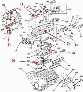 2003 Cts 3 2 V6 Valve Cover Gasket Step By Step Instructions