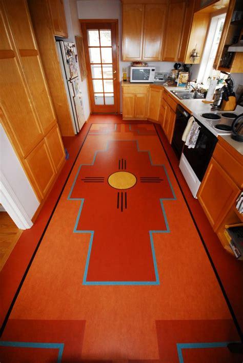 flooring ideas modern marmoleum linoleum kitchen floor