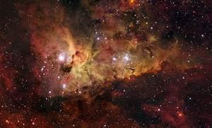 Carina Nebula Constellation Guide