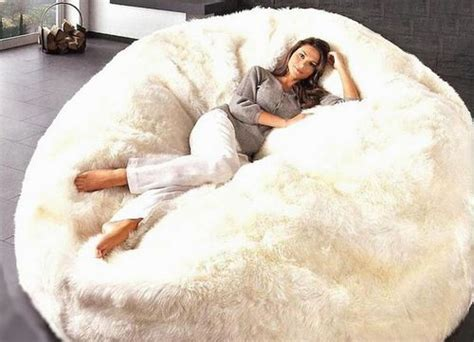 ideas   designer bean bags  trendy homes