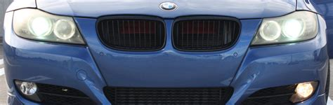 replace the fog light bulb on a bmw e90 3 series