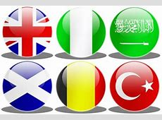 Flags Iconset 52 icons IconsCity