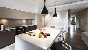 Meuble Plan De Travail Cuisine : relooker sa cuisine et repeindre ses meubles de cuisine ~ Teatrodelosmanantiales.com Idées de Décoration