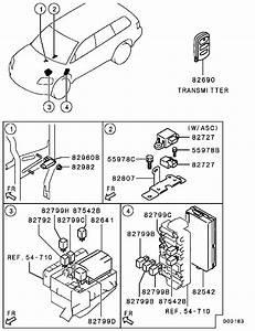 Mitsubishi Endeavor Window Wiring Diagram