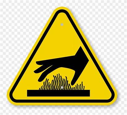 Clipart Warning Surface Sign Caution Signs Symbols