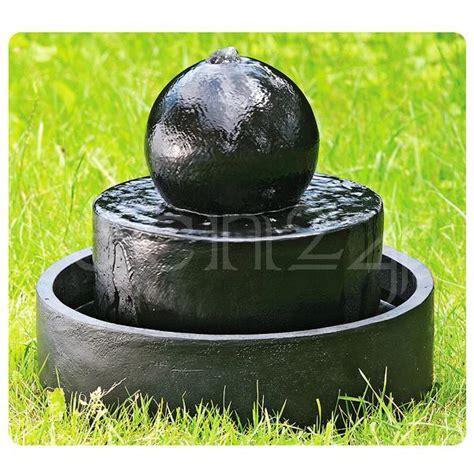 Brunnen Für Den Garten Springbrunnen Wasserspiel