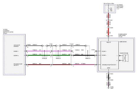 sony wiring diagram ford  forum community