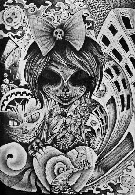 Image du Blog darkdreams.centerblog.net | Dessin de cheveux, Art dessin, Dessin
