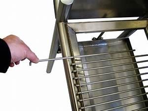 Flammkuchenofen Selber Bauen : holzkohle grillwagen aus edelstahl ~ Whattoseeinmadrid.com Haus und Dekorationen