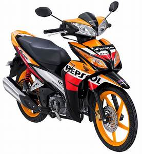 New Honda Blade Repsol Motorcycle