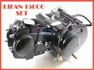 Lifan 150cc Oil Cooled Engine Motor Sdg Ssr 107 110 125