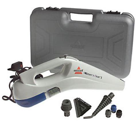 Bissell Floor Cleaner Attachment by Bissell Steam N Clean 1500 Watt Steam Cleaner W