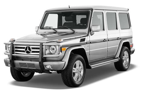 2011 Mercedesbenz Gclass Reviews And Rating  Motor Trend