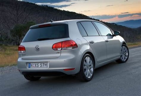 volkswagen golf vi 2009 review carsguide
