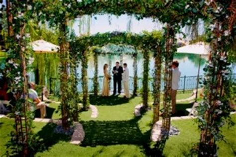 outdoor weddings in las vegas