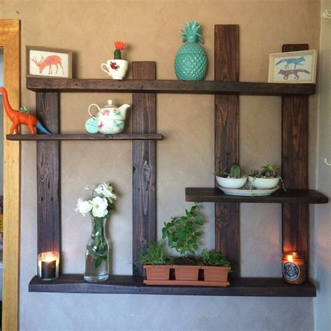 Kitchen Wall Decor Target by Pallet Shelf For Wall Decor