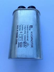 Whirlpool Microwave Hv Capacitor W10138798 And 13 Similar Items