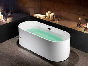 Baignoire Ilot Pas Cher : baignoire lot design katoucha baignoire vente unique ~ Premium-room.com Idées de Décoration
