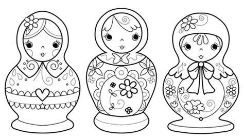 Three Russian Dolls