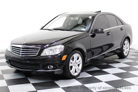 It was first introduced to the public back in 2007, during the geneva motor show. 2011 Used Mercedes-Benz C-Class C300 4MATIC LUXURY MODEL AWD SEDAN at eimports4Less Serving ...