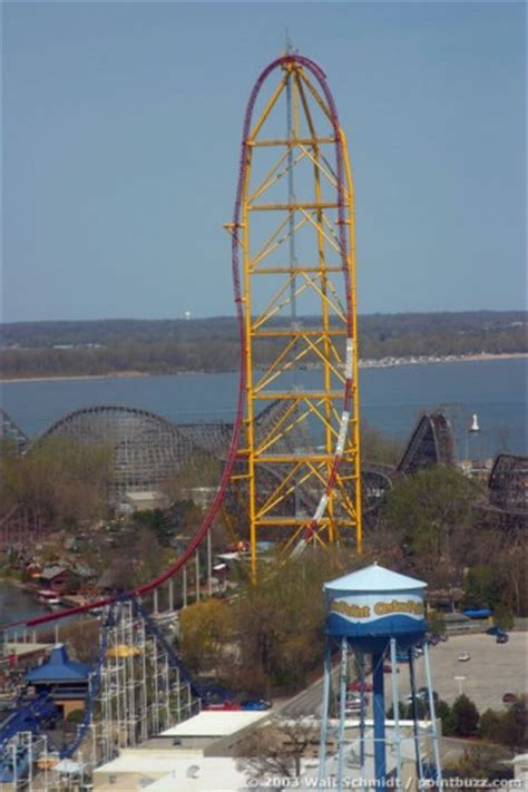 cedar point coaster ridership    numbers