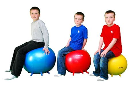 exercise ball size for sitting at desk sit n gym ball incrediball the core store