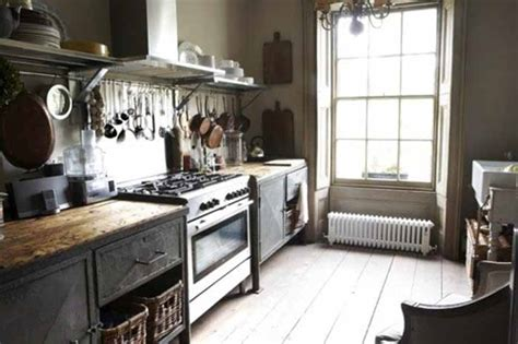 industrial country kitchen designs get the look modern industrial kitchens 4662
