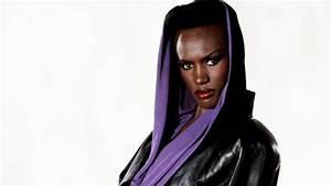 Monday Muse: Grace Jones Inspires Atelier Versace