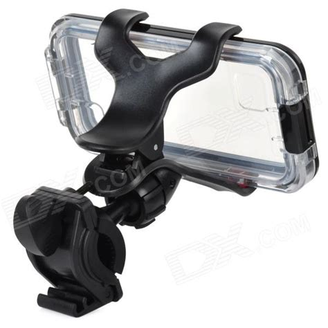 iphone holder for bike convenient bike mounted water resistant cellphone w 15291
