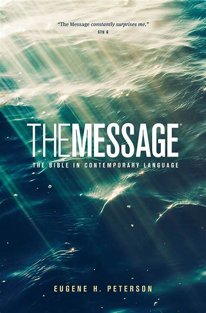 Message Ministry Bible Edition Peterson Eugene Contemporary