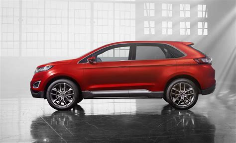 ford edge crossover 2014 ford edge suv concept details machinespider com