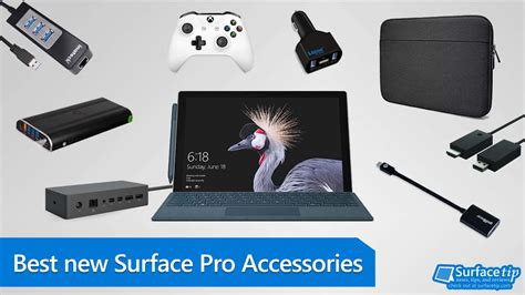 Best For Surface Pro Best Accessories For The New Surface Pro 5 2017 You Can