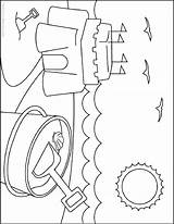 Summer Coloring Pages Holiday Coloring2print sketch template