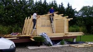 Lame Bois Pour Construction Chalet : fabricant de chalets de camping stmb construction ~ Melissatoandfro.com Idées de Décoration