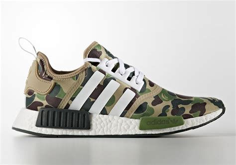 bape x adidas nmd first look sneakernews com