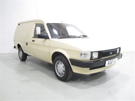 Perfect Austin Maestro 500 City Van in Show Condition and ...