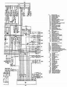 Mercedes-benz 300ce  1992 - 1993  - Wiring Diagrams - Starting