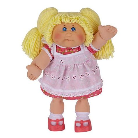 Cheap Cabbage Patch Kids Limited Vintage Edition BLONDE