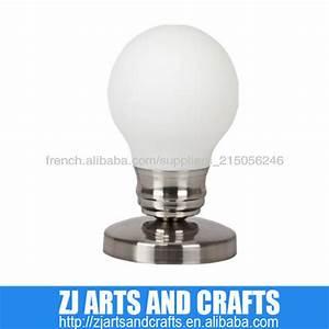 Lampe En Forme D Ampoule : lampe tactile en forme d 39 ampoule lampe de table et de lecture id de produit 500000016906 french ~ Teatrodelosmanantiales.com Idées de Décoration