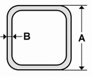 Tube Rectangulaire Acier Dimension : d coupe tube carr acier e24 s235 metalaladecoupe ~ Dailycaller-alerts.com Idées de Décoration