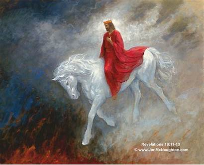 Coming Jesus Second Christ Painting Lord Malachi
