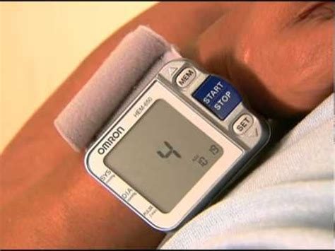 How Do I Use a Wrist Blood Pressure Monitor Properly