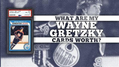 worth cards wayne gretzky