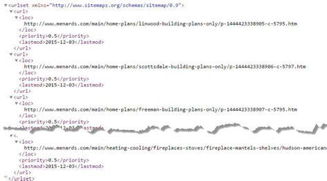 Seo Html Xml Sitemaps Explained Practical Ecommerce
