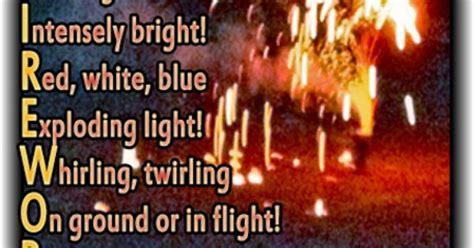 firework acrostic poem google search education