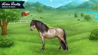 Horse Reality Zip Mod Website Web Profile