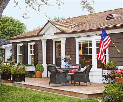 Curb Appeal On A Dime  Better Homes & Gardens
