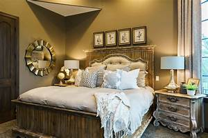 Rustic, Elegance, This, Master, Bedroom, Suite, Is, Perfect
