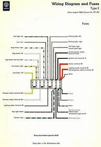 Vw Bus Fuse Box Diagram 1963 Wiring