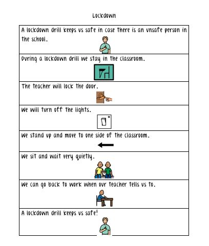 don t forget the visual supports autism safety lessons 549 | c2fa7205bfa7196bb99f23db45341c8a